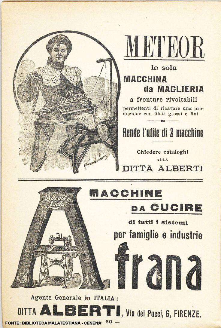 La garanzia di un nome. 1912