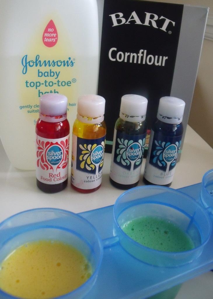 34 Best Cornstarch N Baking Soda Crafts Images On