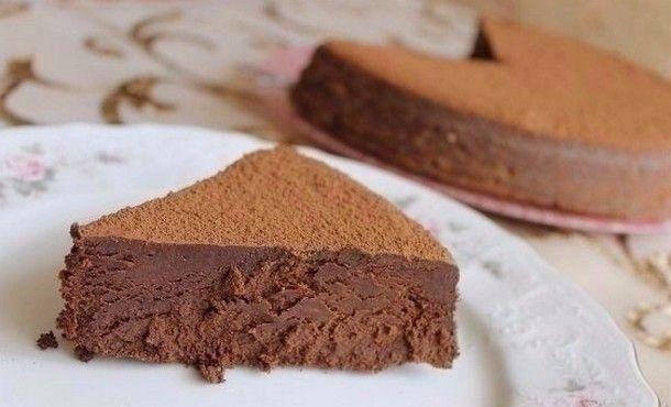 """Prăjitură """"Trufa Evei"""". Un desert ciocolătos, foarte gingaș, care se topește în gură! - Bucatarul"""