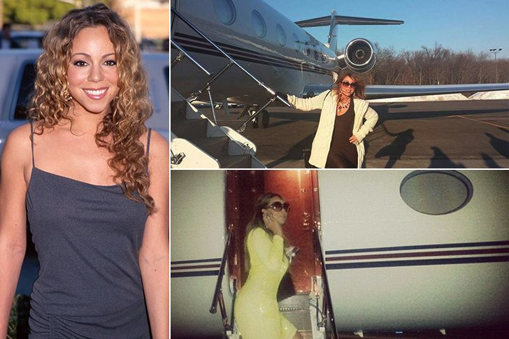Mariah Carey –Gulfstream, Estimated $40 Million The Gulfstream is one of the most common luxury jets that celebrities love buying with their money. Before Mariah and Nick Cannon got a divorce, they would always post pictures in Mariah's plane. She later got engaged to Australian Billionaire James Packer who we're sure has a ton ofRead More