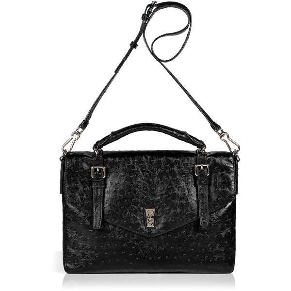 MARC BY MARC JACOBS Black Intergalactic 13 Laptop Bag ($177) ❤ liked on Polyvore