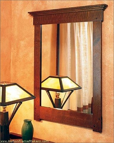 43 Best Craftsman Style Mirrors Images On Pinterest