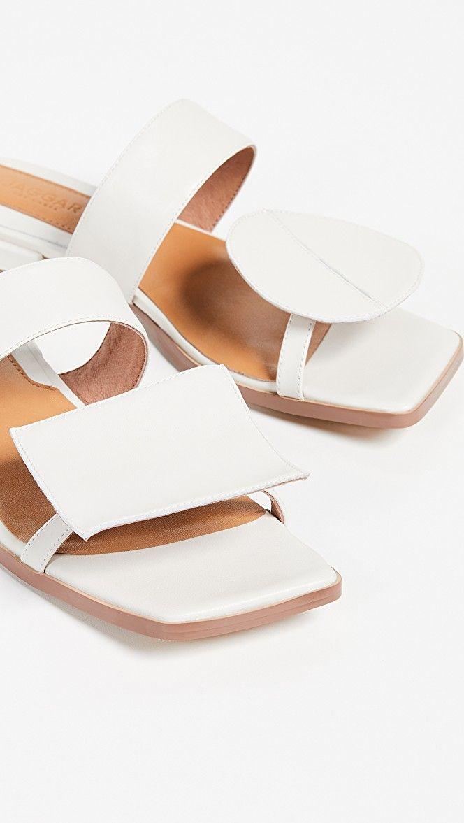 Shaped Flats Slide Flats Fashion Labels Shapes