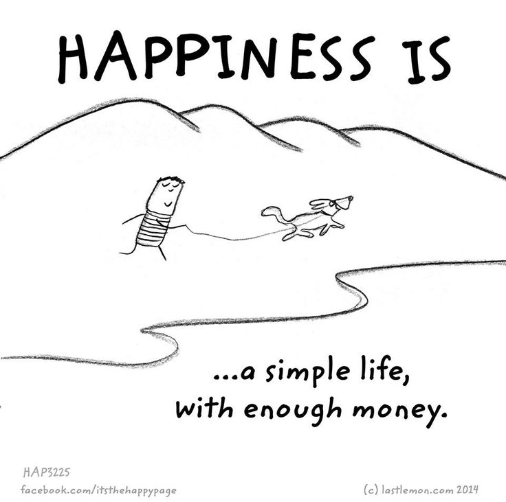 'simple life'