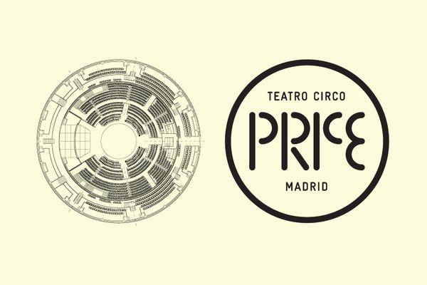Teatro Circo Price by toormix , via Behance
