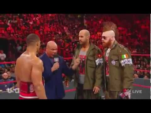 Kurt Angle reveals the rules for the first-ever Women's Royal Rumble Mat...