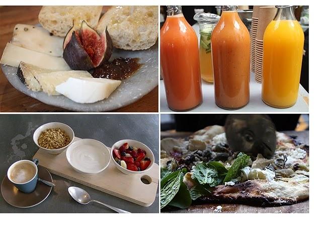Olivia te cuida... maravillosos desayunos los sábados por la mañana.