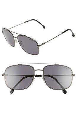 ac1c8738e0 CARRERA EYEWEAR Designer 60mm Special Fit Polarized Navigator Sunglasses