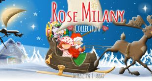 rose milany attend noël