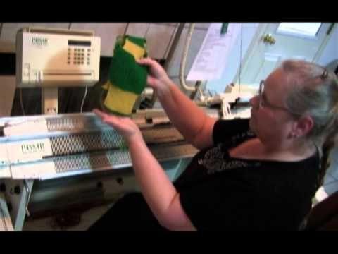 Passap Lesson 1A - Knitting Story