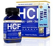 1 FREE* Bottle of HCF Happy Calm & Focused (*only pay Shipping)