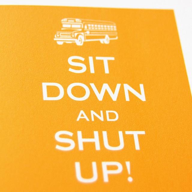 Shut Up by Dippylulu, via Flickr