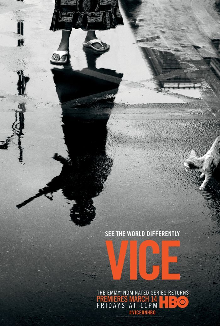 """""""Vice"""" on HBO - gripping journalism."""