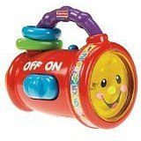 Fisher Price, Lauhg and learn learning light - tanuló elemlámpa