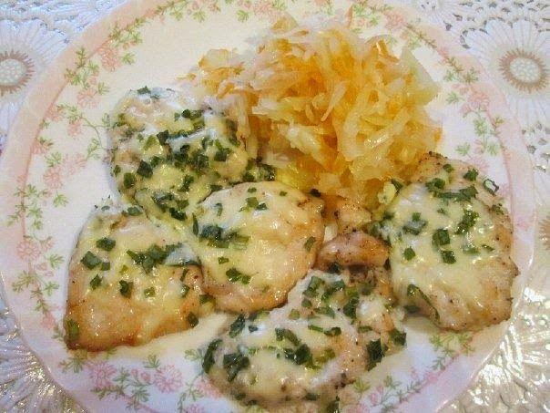 шеф-повар Одноклассники: Куриная грудка с сыром