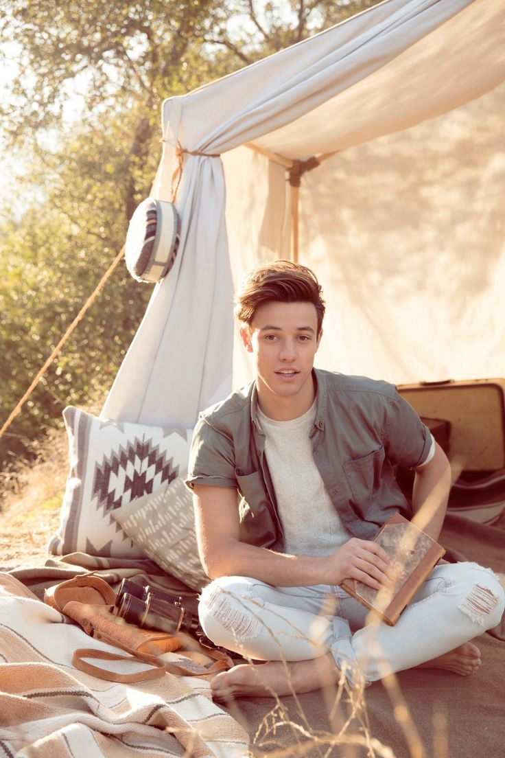 Cameron Dallas' Penshoppe photoshoot : Cameron- you work so hard for everything you have, and I hope one day you find someone who makes you as happy as you make us.