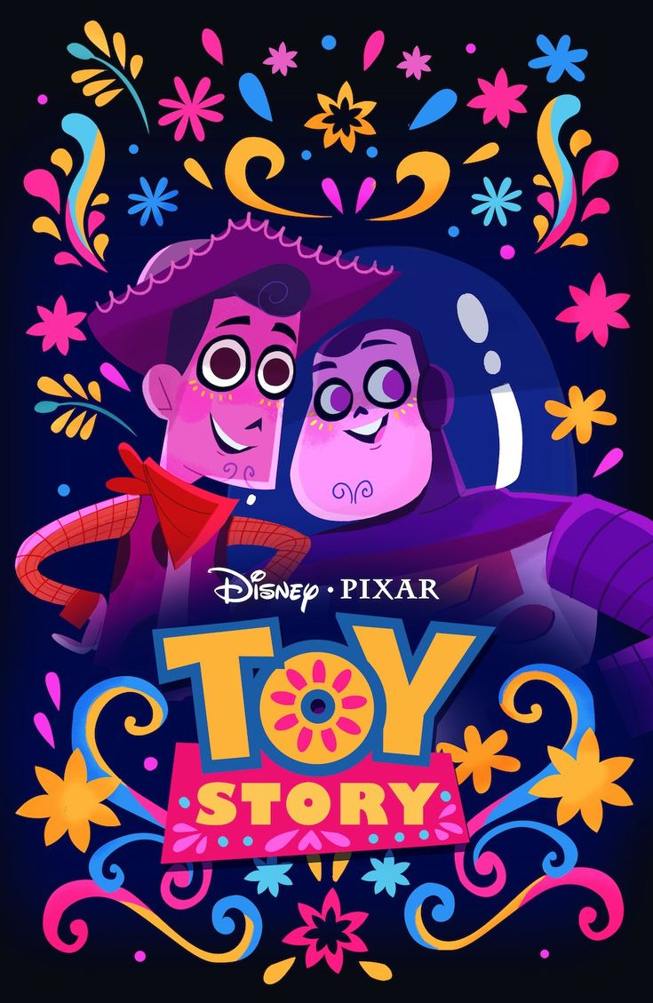 Fall in love with these Coco-inspired Disney•Pixar posters.