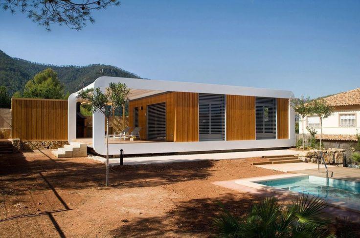 M s de 25 ideas incre bles sobre casas ecologicas en - Construccion de casas ecologicas ...