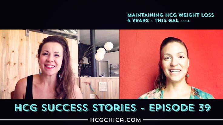 hCG Results 4 years maintaining - Lost 50lbs with hCG injections - Episode 39: hCG Diet Interviews - YouTube