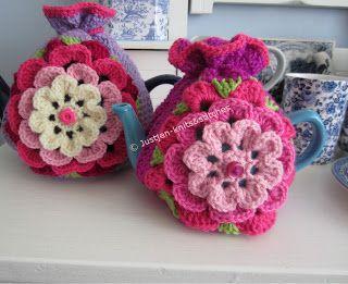 Justjen-knits: Tea and Me - Capturing Queensland's Tea Related Memories