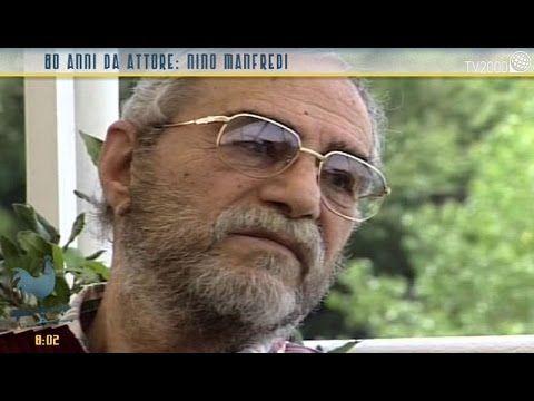 Gli ultimi anni di Nino Manfredi
