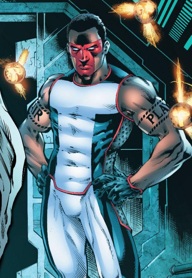 Mister Terrific (Michael Holt) //  DC Comics