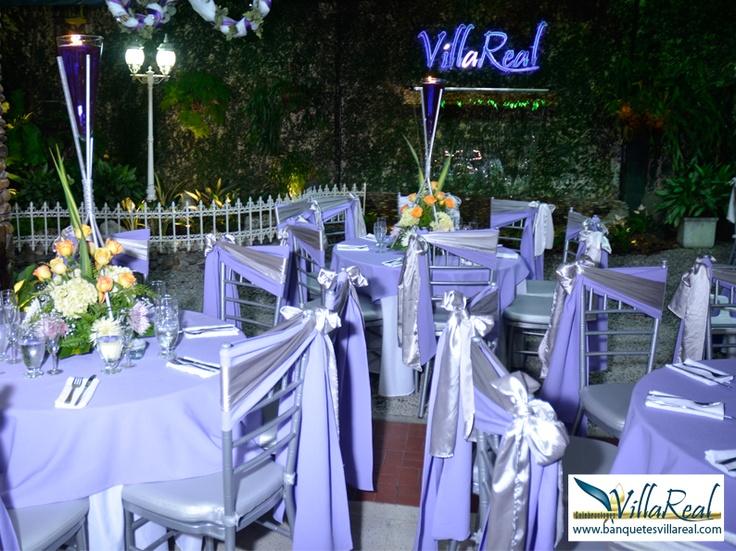 Salón de Laureles - Medelín http://www.banquetesvillareal.com/matrimonios