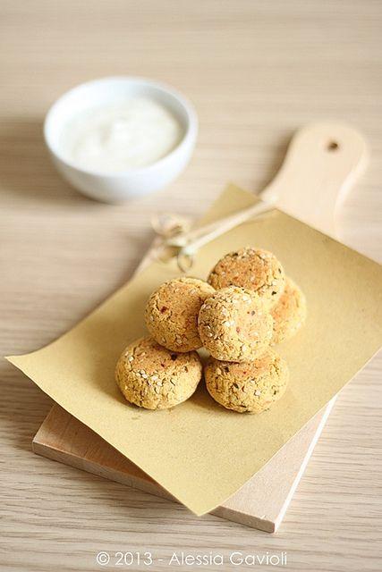 muffins, cookies e altri pasticci: FFF: Falafel Furbissimi al Forno, via Marco Bianch...