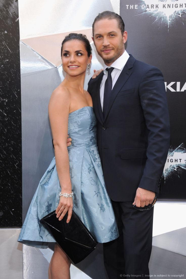 Image detail for -NEW YORK, NY - JULY 16: Tom Hardy and Sarah Ward attend 'The Dark Knight Rises' premiere at AMC Lincoln Square Theater on July 16, 2012 in New York City....  hahaha... that's me :P