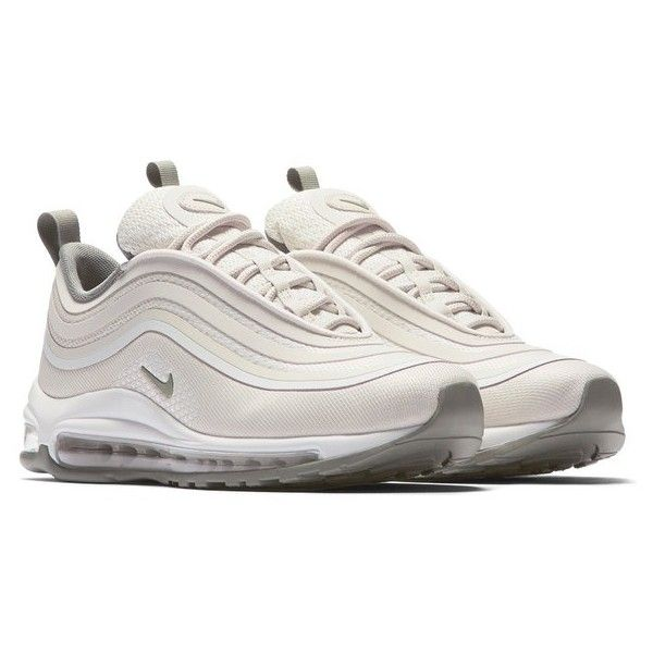 700ced28d51 Women's Nike Air Max 97 Ultralight 2017 Sneaker ($160) ❤ liked on Polyvore  featuring shoes, sneakers, light orewood brown, knit shoes, nike footwear,  nike ...