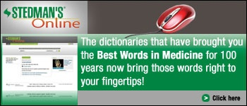 Medical terms thesaurus