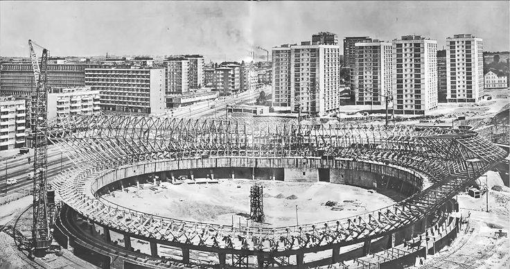 """""""Spodek"""", Katowice 1967"""