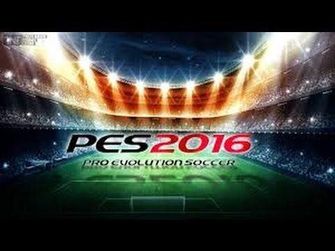 PES 2016  UEFA CHAMPIONS LEAGUE ATLETICO DE MADRID X BAYERN DE MUNIQUE