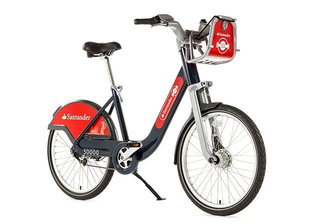 Pashley Santander London Cycle - Next Generation