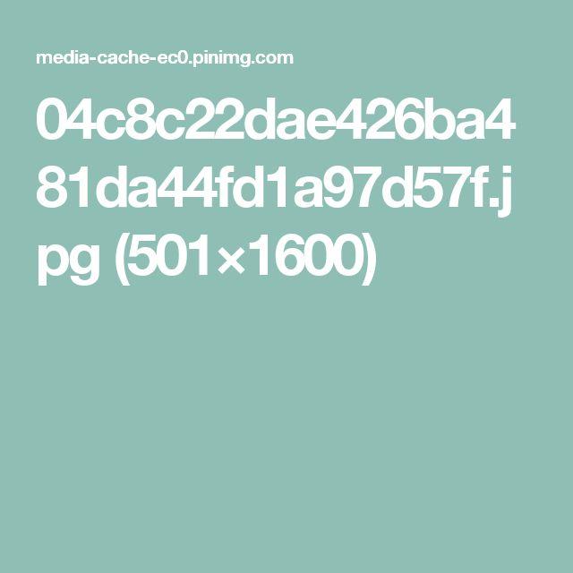 04c8c22dae426ba481da44fd1a97d57f.jpg (501×1600)