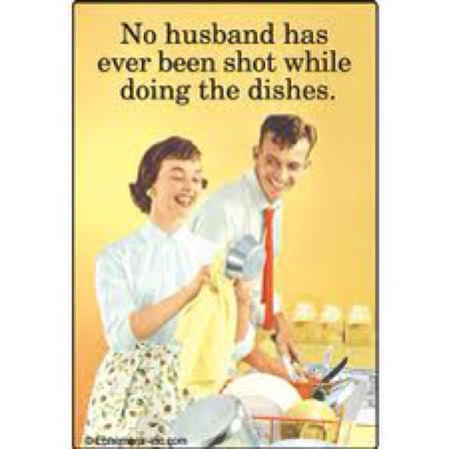 Husband: Funnies Poster, Stuff, Retro Humor, Dishes, Funnies Quotes, Truths, Husband, True Stories, Poster Prints