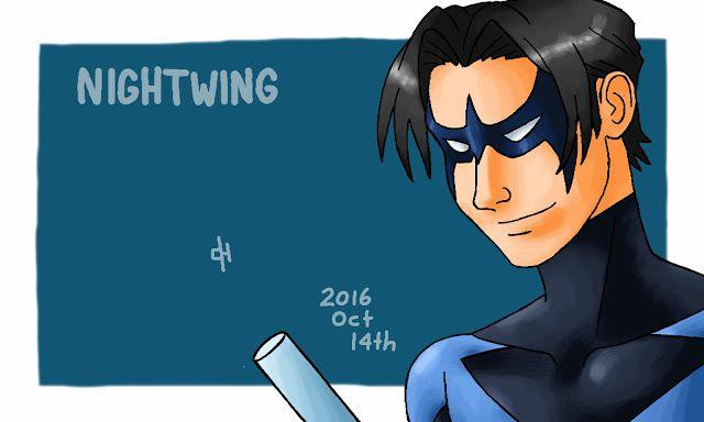 The Icecypher: DC Comics: Nightwing. [DC Showcase.]