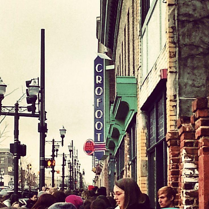 Places To Visit In Pontiac Michigan: The Crofoot, Venue, Pontiac, Michigan.