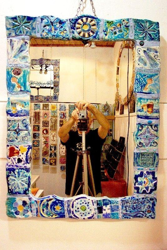 Specchi Artistici Da Bagno.Specchi Da Parete Da Bagno Design Artistici Forgiatore Di