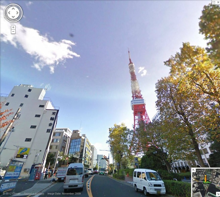 Tokyo Tower- Tokyo, Japan