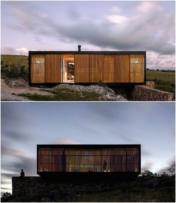 1000 ideas about casas prefabricadas madera on pinterest - Casa prefabricadas economicas ...