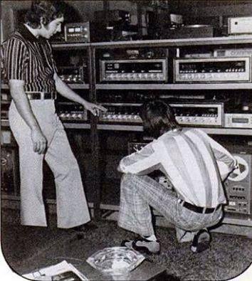 Hifi shop '70