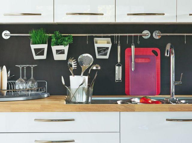 36 best conomiser l 39 espace d 39 une petite cuisine images on - Agrandir une cuisine ...