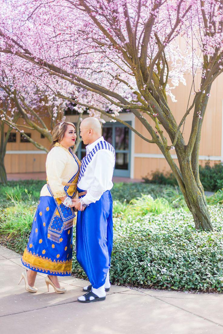 South Natomas Community Center Laos Wedding | Stephen Grant Photography | Laos Baci Ceremony