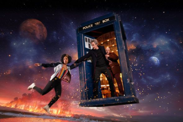 Check out the official trailer for Doctor Who, season 10, from BBC America. Do you plan to watch Peter Capaldi's final season as the 12th Doctor?