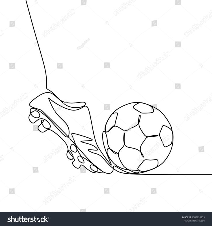 Football Game Continuous Line Drawing Minimalist Design On White Background Ad Affiliate Continuo Line Drawing Continuous Line Drawing Minimalist Drawing