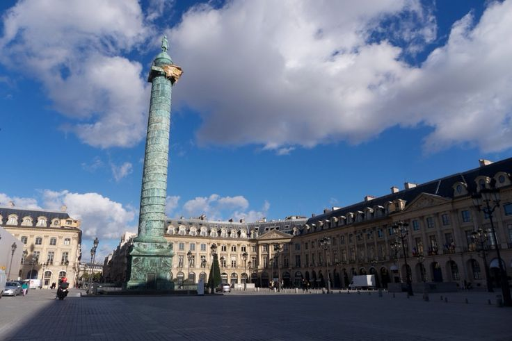 monument place bastille paris