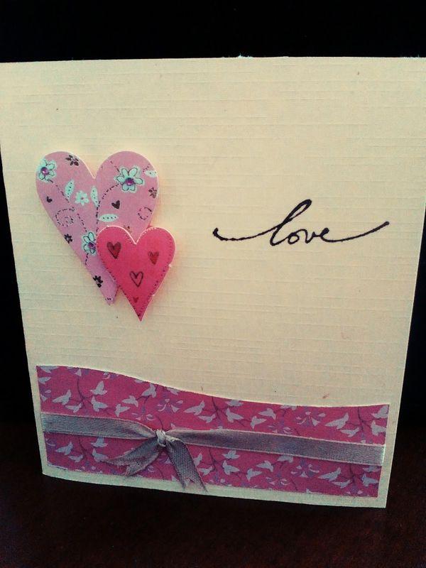 Des coeurs pour la saint Valentin
