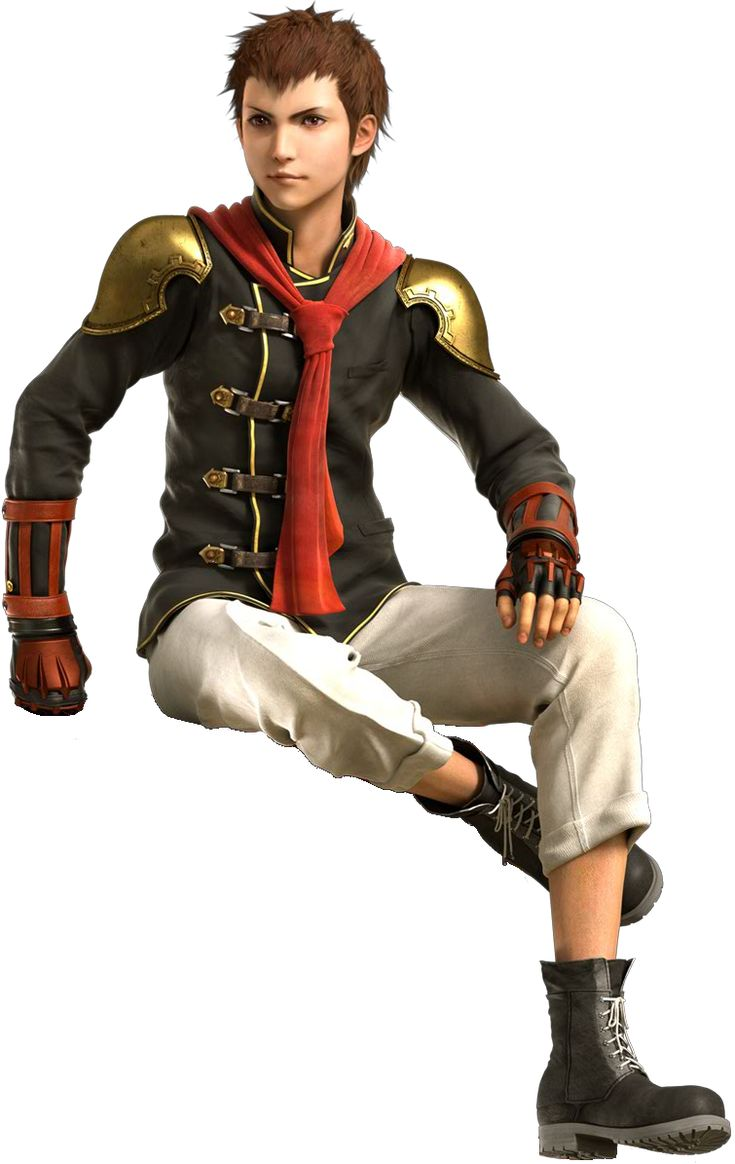 List of Final Fantasy Type-0 Characters - The Final Fantasy Wiki ...