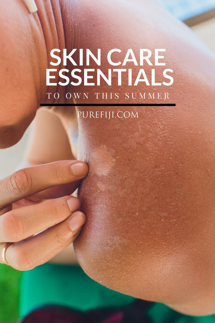 5 Summer Skin Care Essentials You Shouldn T Live Without Skin Care Essentials Summer Skincare Skin Care